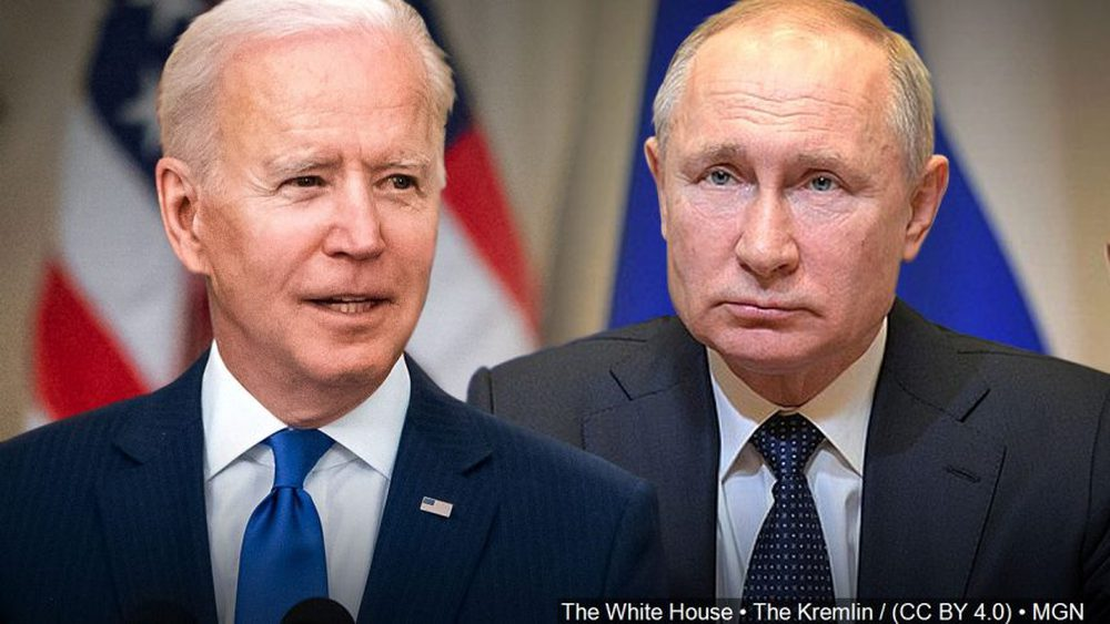 Chỉ sau 39 giây: Cứng với Nga, ông Biden sẽ bị ông Putin hạ knock-out, ván cờ Ukraine không thể cứu vãn? - Ảnh 2.