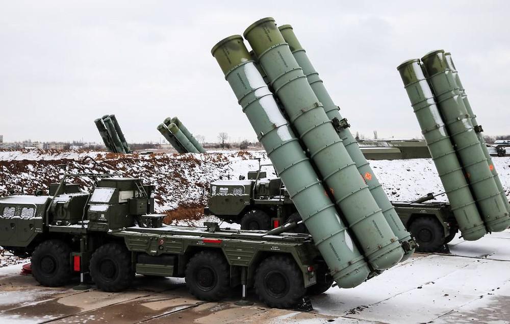 """""""Bắt tay"""" với Thổ ở Syria, Nga """"lợi đơn lợi kép"""" và thương vụ S-400 - Ảnh 1."""