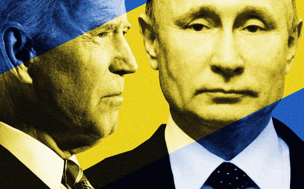 """Chỉ sau 39 giây: """"Cứng"""" với Nga, ông Biden sẽ bị ông Putin hạ knock-out, ván cờ Ukraine không thể cứu vãn?"""