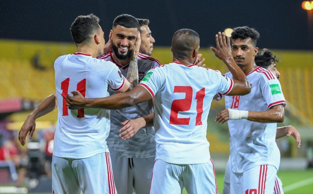 [TRỰC TIẾP] UAE 5-0 Indonesia: Indonesia vỡ trận trước sức mạnh của UAE