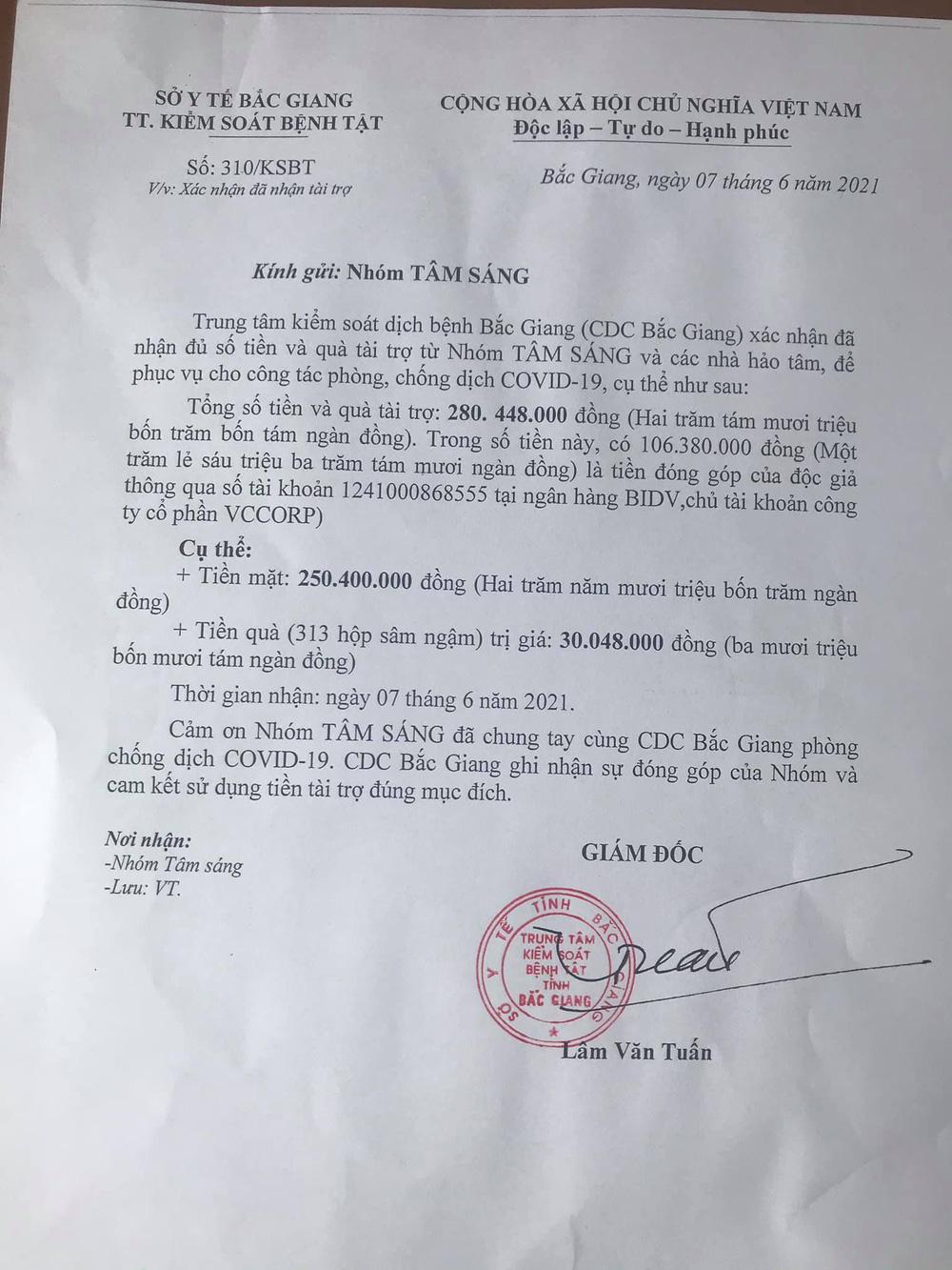 Lời tri ân từ Bộ đội biên phòng Tây Nam và các chiến binh xét nghiệm Bắc Giang - Ảnh 11.