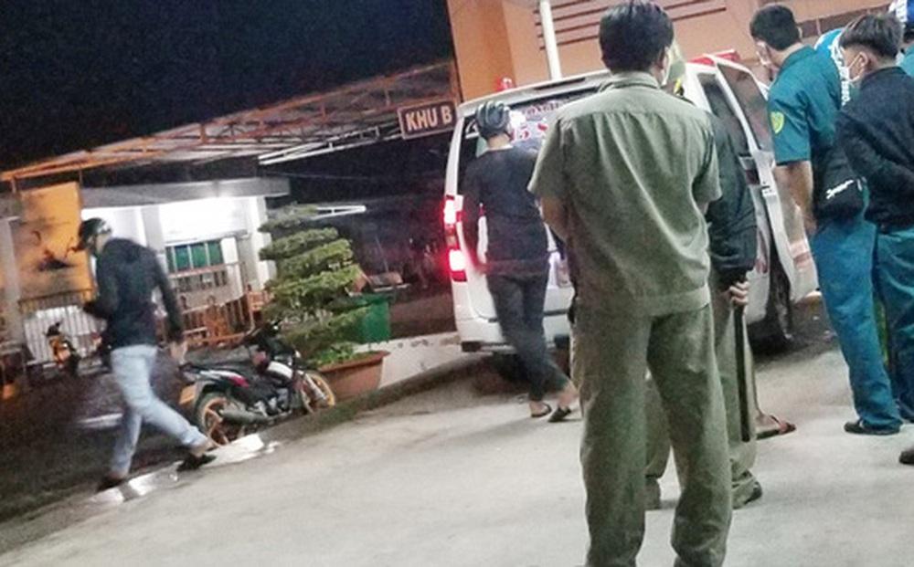 Nghi phạm truy sát tại bệnh viện khiến 1 người chết, 2 bị thương đã ra đầu thú