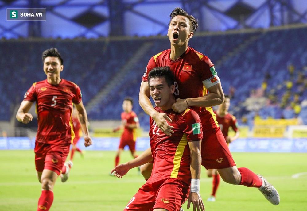 Việt Nam không phải đội mạnh trên thế giới, nhưng so với họ, Trung Quốc là đội yếu hơn - Ảnh 1.
