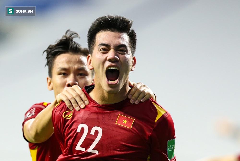 Tiến Linh sẽ đem lại chiến thắng lịch sử cho ĐT Việt Nam tại World Cup? - Ảnh 1.