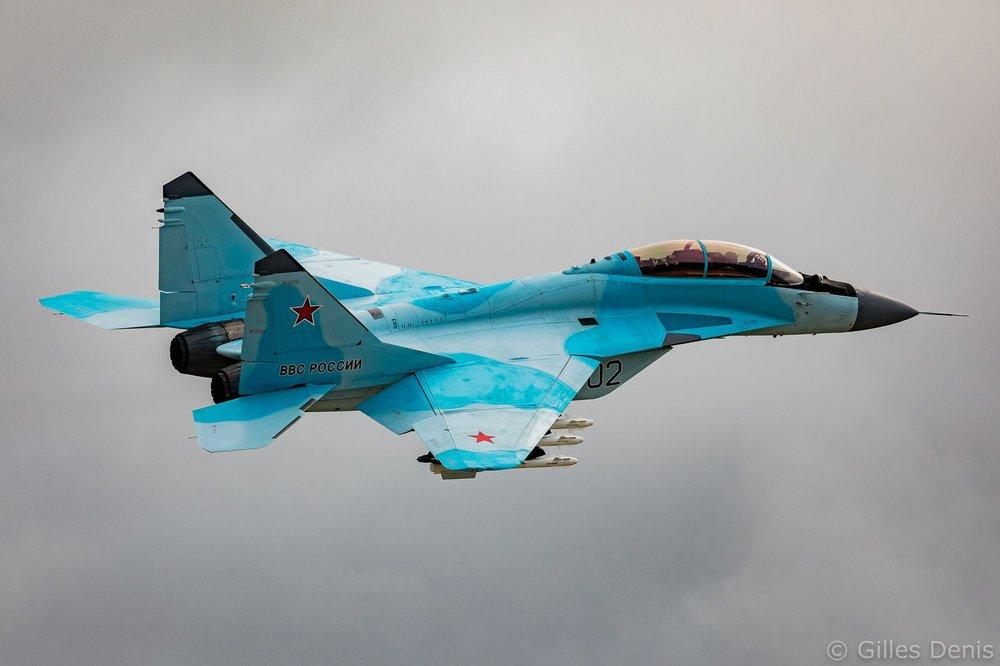 Chuyên gia Italy: MiG-35 đánh bại một loạt tiêm kích phương Tây, Su-30 cũng phải nể mặt - Ảnh 1.