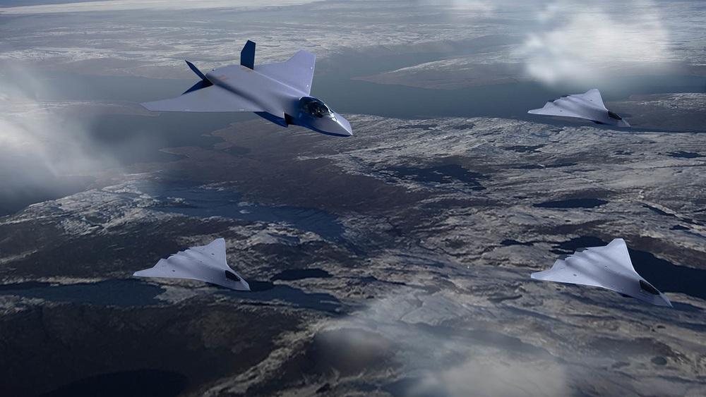 Dự án UAV 'Skyborg' siêu thông minh của Mỹ bước vào giai đoạn thử nghiệm - Ảnh 2.
