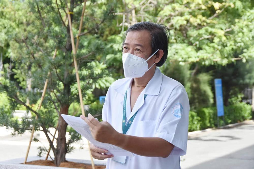 Giám đốc BV Bệnh Nhiệt đới TP HCM: Nhân viên y tế của bệnh viện đã phòng dịch rất tốt nên vẫn còn một điều thật may mắn! - Ảnh 1.