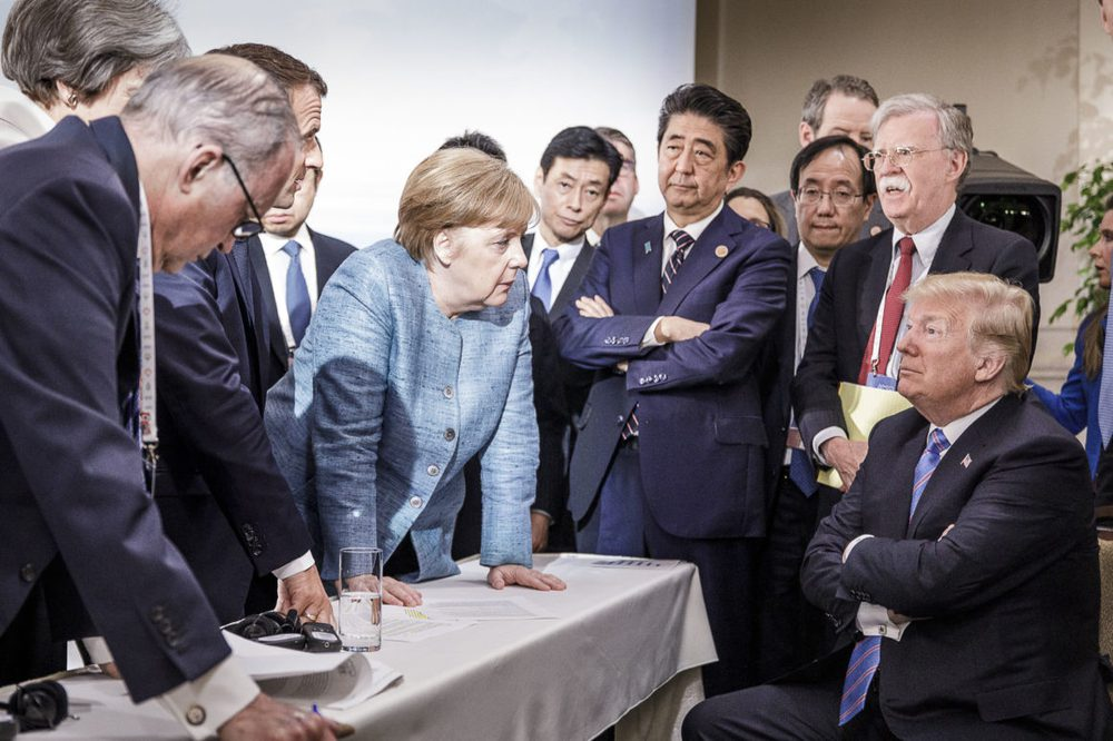 G7 cuối cùng gây bão ở Trung Quốc: Lời nhắc nhở mạnh mẽ về Thế kỷ ô nhục - Ảnh 2.