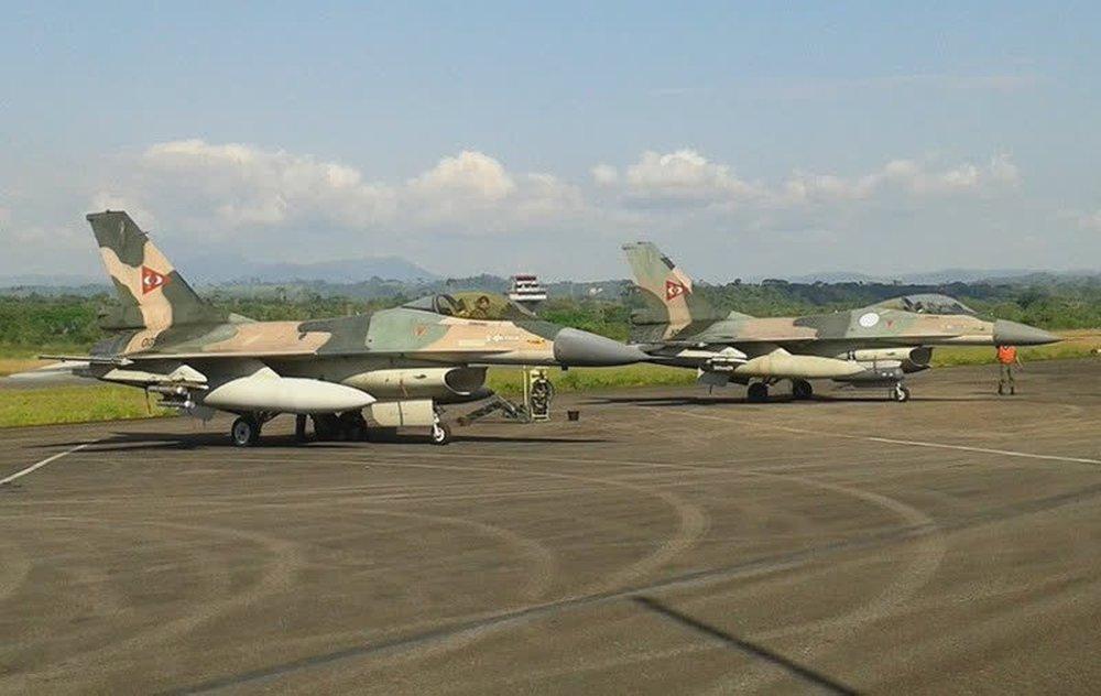 Mỹ sơn F-16 giống màu tiêm kích Không quân Việt Nam: Những điều thú vị từ camo ngụy trang - Ảnh 3.