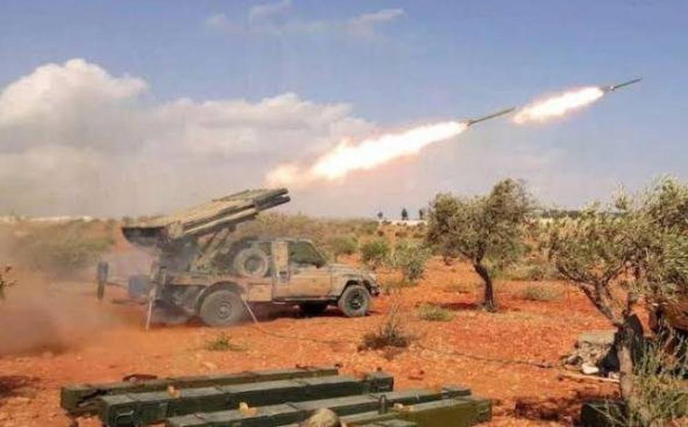 """Chọc giận """"gấu Nga"""", khủng bố ở Syria nhận đòn tàn khốc"""