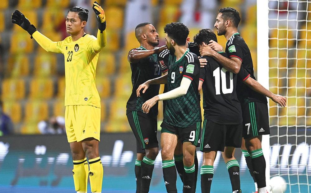 Tuyển UAE liên tục theo dõi băng ghi hình hòng tìm cách đánh bại tuyển Việt Nam ở trận quyết đấu