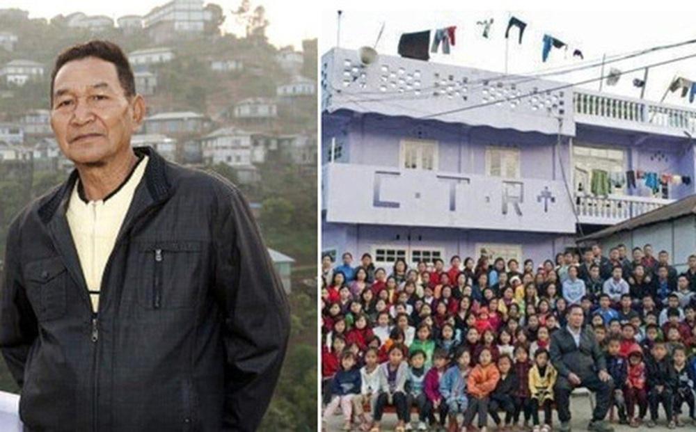 """Giáo chủ """"đa thê phái"""" khét tiếng Ấn Độ có 39 bà vợ và 94 đứa con đã qua đời ở tuổi 76"""