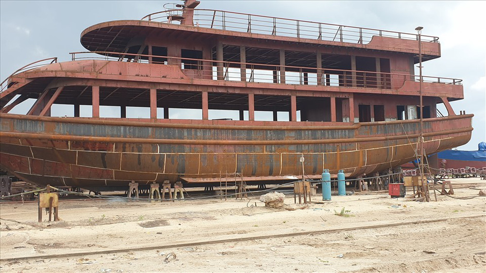 Dàn tàu du lịch hơn 500 chiếc trị giá hàng nghìn tỷ tại Hạ Long đắp chiếu, doanh nghiệp cầu cứu Thủ tướng - Ảnh 3.