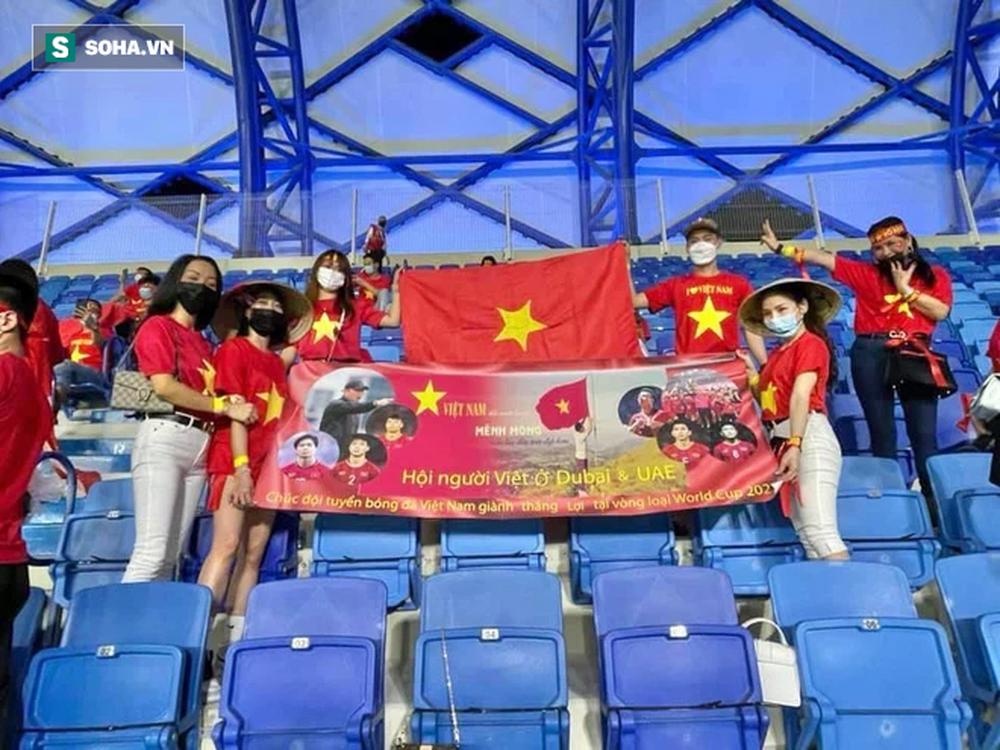 Cô gái tiết lộ chuyện mua vé thần tốc để vào sân xem Việt Nam - UAE: Giá vé khiến nhiều người bất ngờ - Ảnh 5.