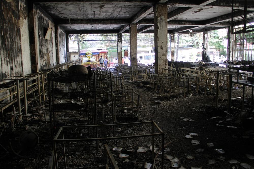Vụ cháy khiến 6 người tử vong ở Nghệ An: Các nạn nhân bị chết ngạt vì khói trước khi bị lửa tác động - Ảnh 1.