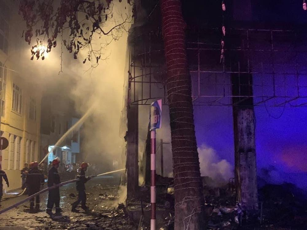Vụ cháy khiến 6 người tử vong ở Nghệ An: Các nạn nhân bị chết ngạt vì khói trước khi bị lửa tác động - Ảnh 3.