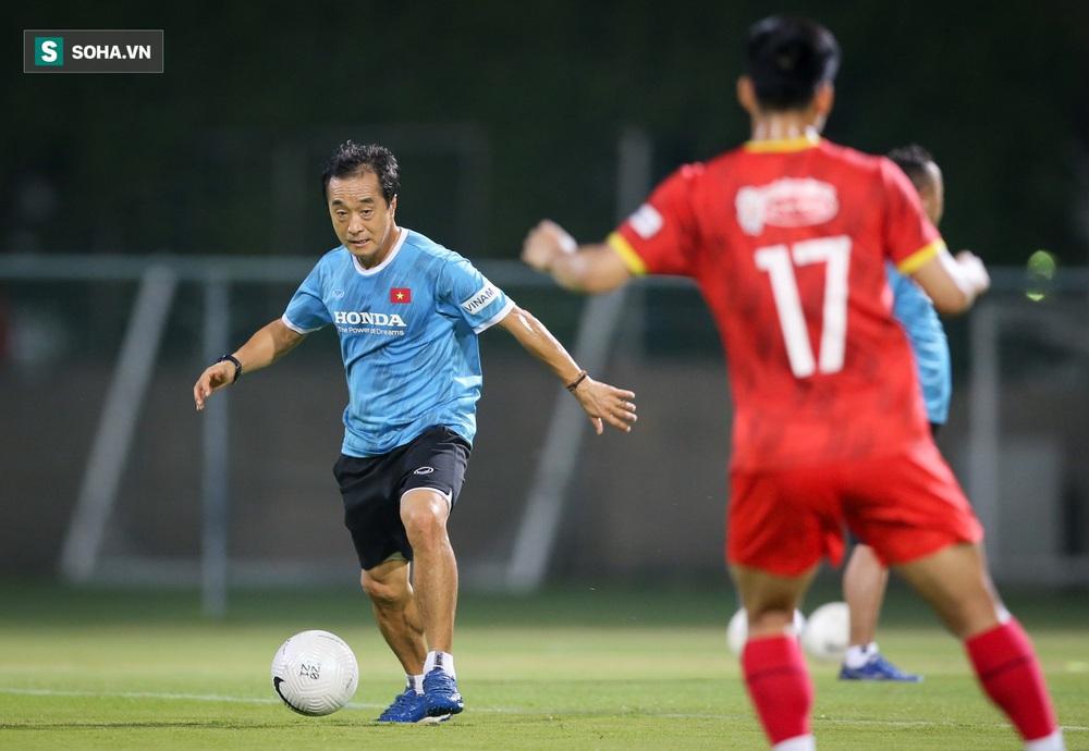 Với Văn Toàn và Công Phượng, tuyển Việt Nam có thể khai thác vào một điểm yếu của UAE - Ảnh 3.