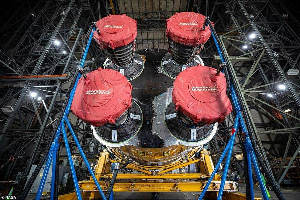 Trung Quốc vừa bám đuôi, Mỹ đã tung siêu tên lửa đẩy nhân đôi cách biệt: 18,6 tỷ đô! - Ảnh 7.