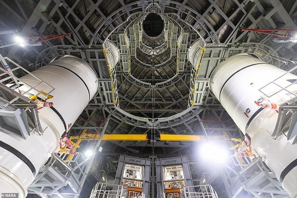 Trung Quốc vừa bám đuôi, Mỹ đã tung siêu tên lửa đẩy nhân đôi cách biệt: 18,6 tỷ đô! - Ảnh 8.
