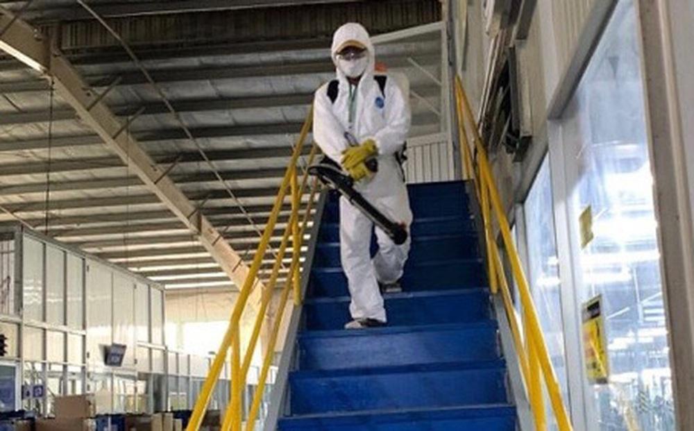 Nam công nhân ở khu công nghiệp Amata Biên Hòa dương tính với SARS-CoV-2, tạm thời phong tỏa toàn bộ công ty