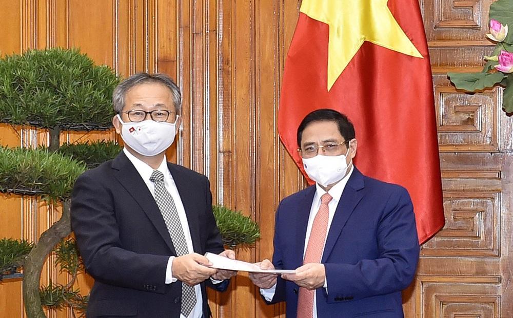 Nhật Bản hỗ trợ Việt Nam 1 triệu liều vaccine Covid-19, nỗ lực để đưa về Việt Nam ngay trong ngày mai