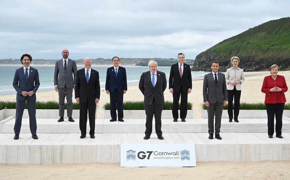 G7 ra tuyên bố chưa từng có tiền lệ về Đài Loan - Trung Quốc nóng mặt