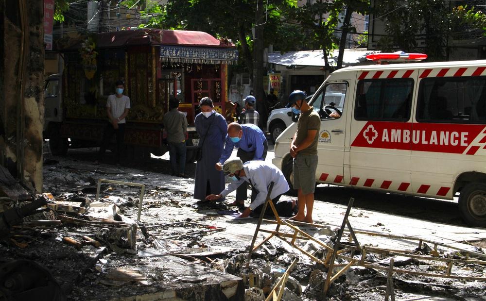 Vụ cháy khiến 6 người tử vong ở Nghệ An: Các nạn nhân bị chết ngạt vì khói trước khi bị lửa tác động