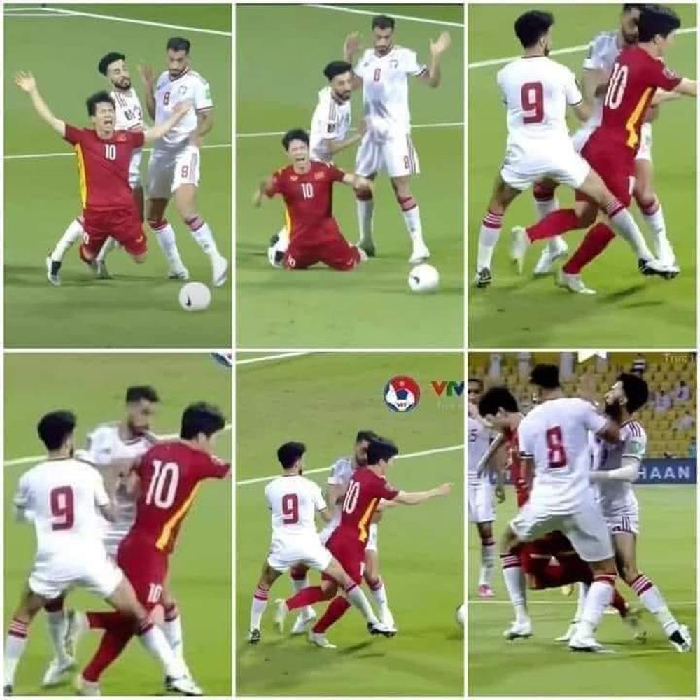 CĐV Việt Nam tràn vào page FIFA World Cup quyết lấy lại penalty cho Công Phượng  - Ảnh 2.