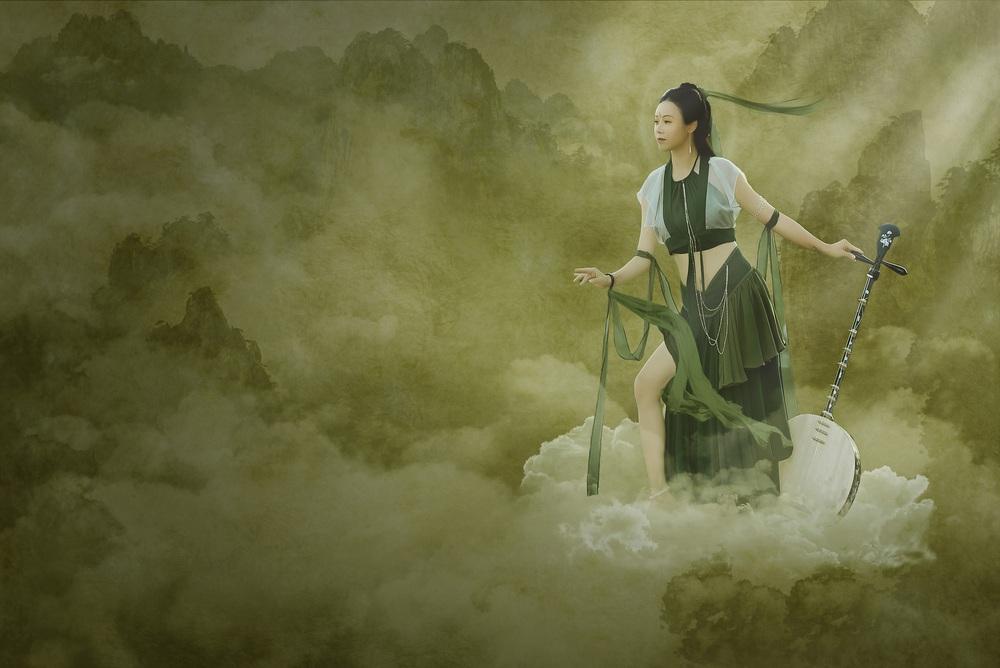 Hoa Trần khoe nhan sắc xinh đẹp - Ảnh 8.