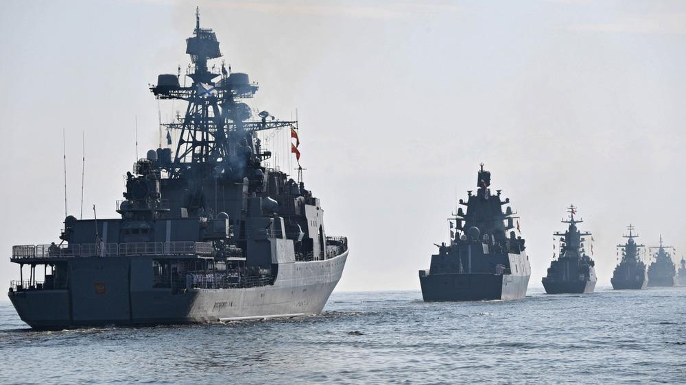 Tổng thống Putin khóa chết Biển Đen và cơn ác mộng với Ukraine từ thượng đỉnh Nga-Mỹ - Ảnh 1.