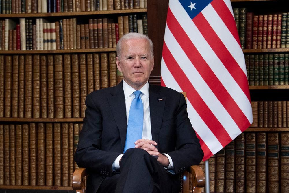 Thượng đỉnh Mỹ-Nga: Nhóm báo chí hỗn loạn, sự thật về cái gật đầu của TT Biden khi được hỏi Có tin ông Putin? - Ảnh 1.