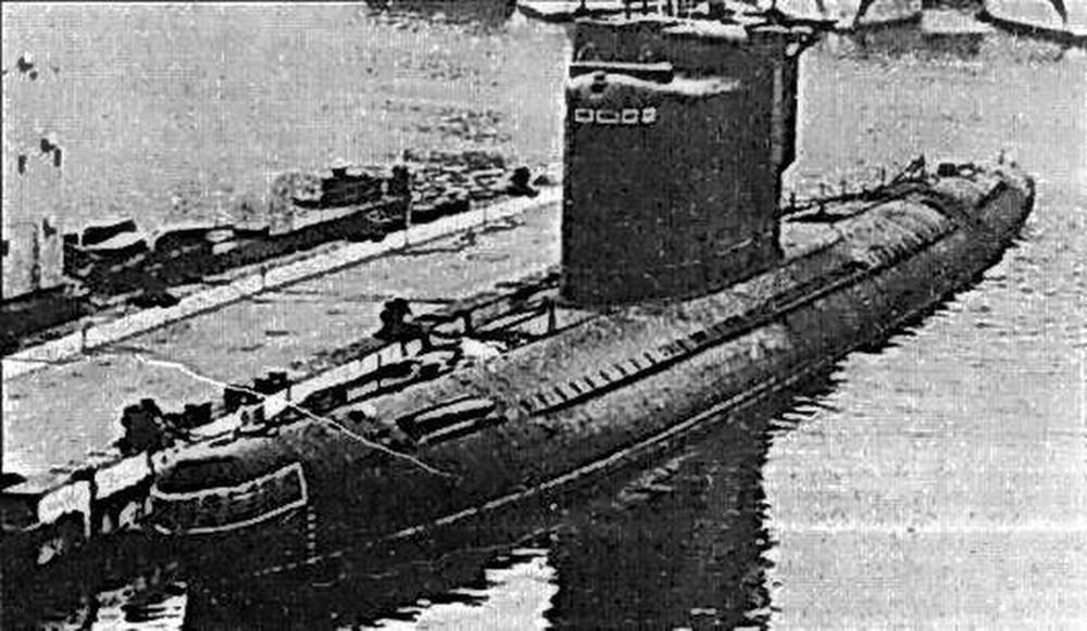 """Albani đã """"đánh cắp"""" 4 tàu ngầm của Liên Xô như thế nào? - Ảnh 1."""