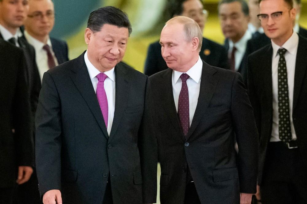 Politico: Nga đang bực bội với Trung Quốc, Tổng thống Putin đã nhận thấy rõ một điều - Ảnh 2.