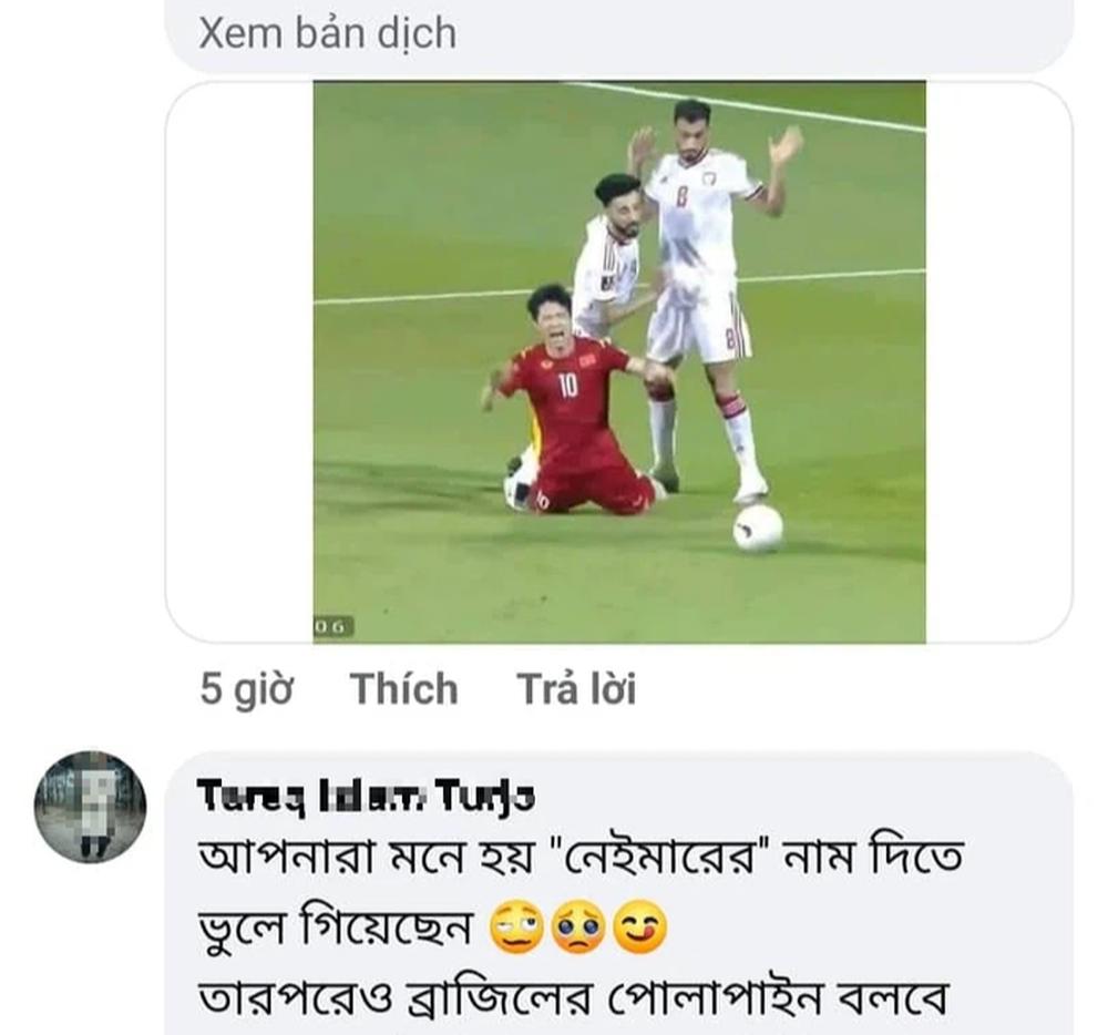 Nóng mắt vì CĐV Việt Nam spam kiện trọng tài ở bài đăng tri ân Eriksen, fan quốc tế thắc mắc: Tại sao lại có bình luận này? - Ảnh 4.