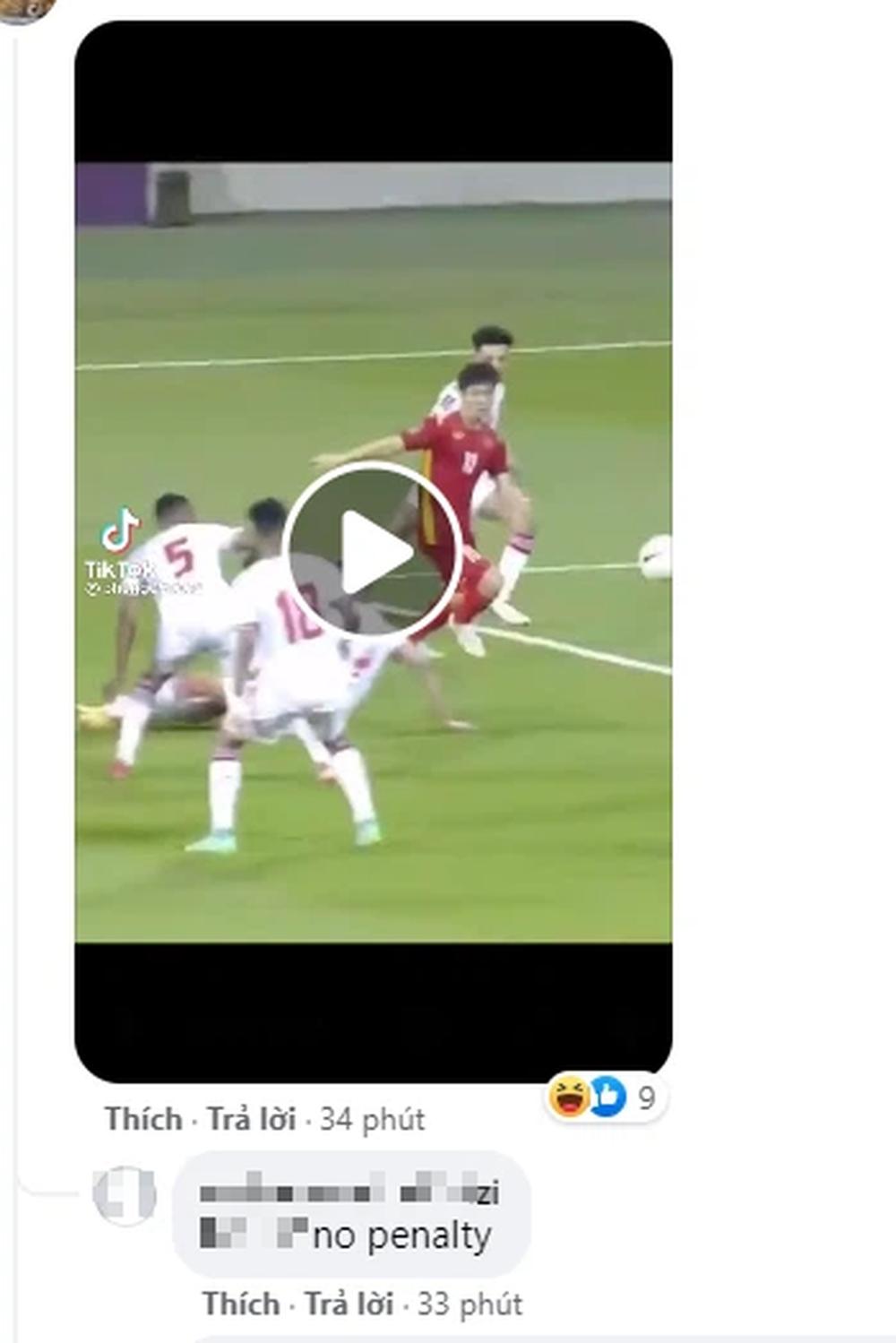 Nóng mắt vì CĐV Việt Nam spam kiện trọng tài ở bài đăng tri ân Eriksen, fan quốc tế thắc mắc: Tại sao lại có bình luận này? - Ảnh 6.