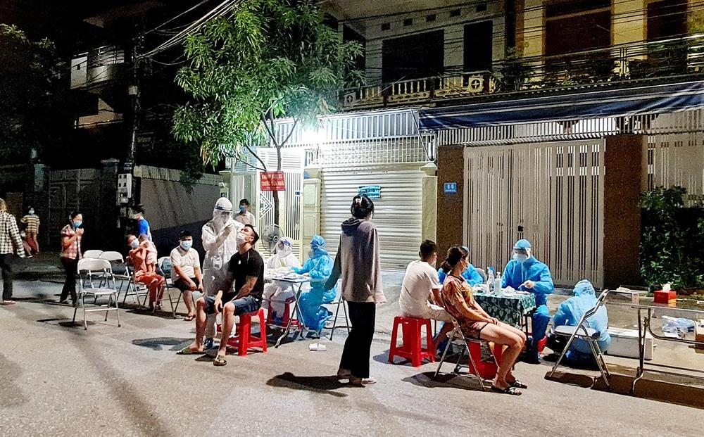 Nghệ An: Giãn cách xã hội toàn TP Vinh từ 0h ngày 17/6 sau khi phát hiện nhiều ca Covid-19