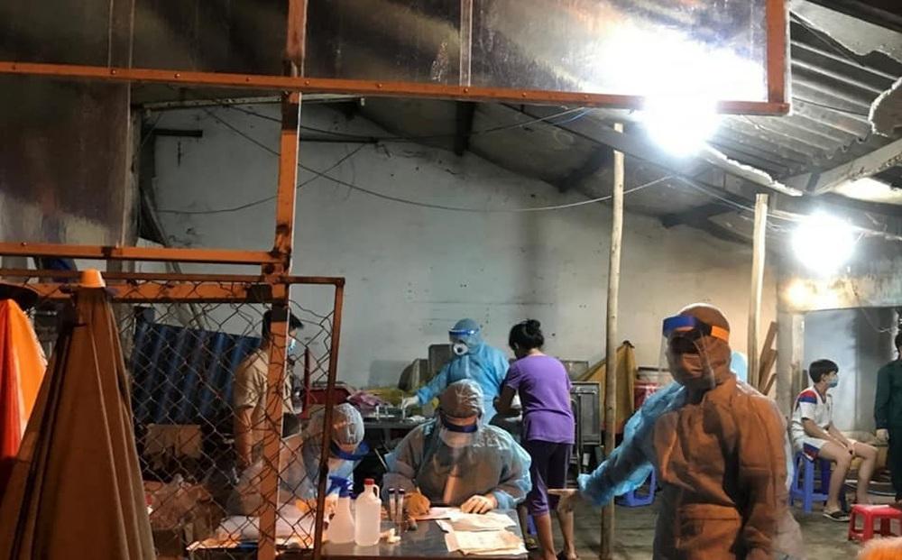 Điều tra, truy vết ca mắc Covid-19 liên quan đến chuỗi lây nhiễm ở Bệnh viện Bệnh Nhiệt đới TP.HCM