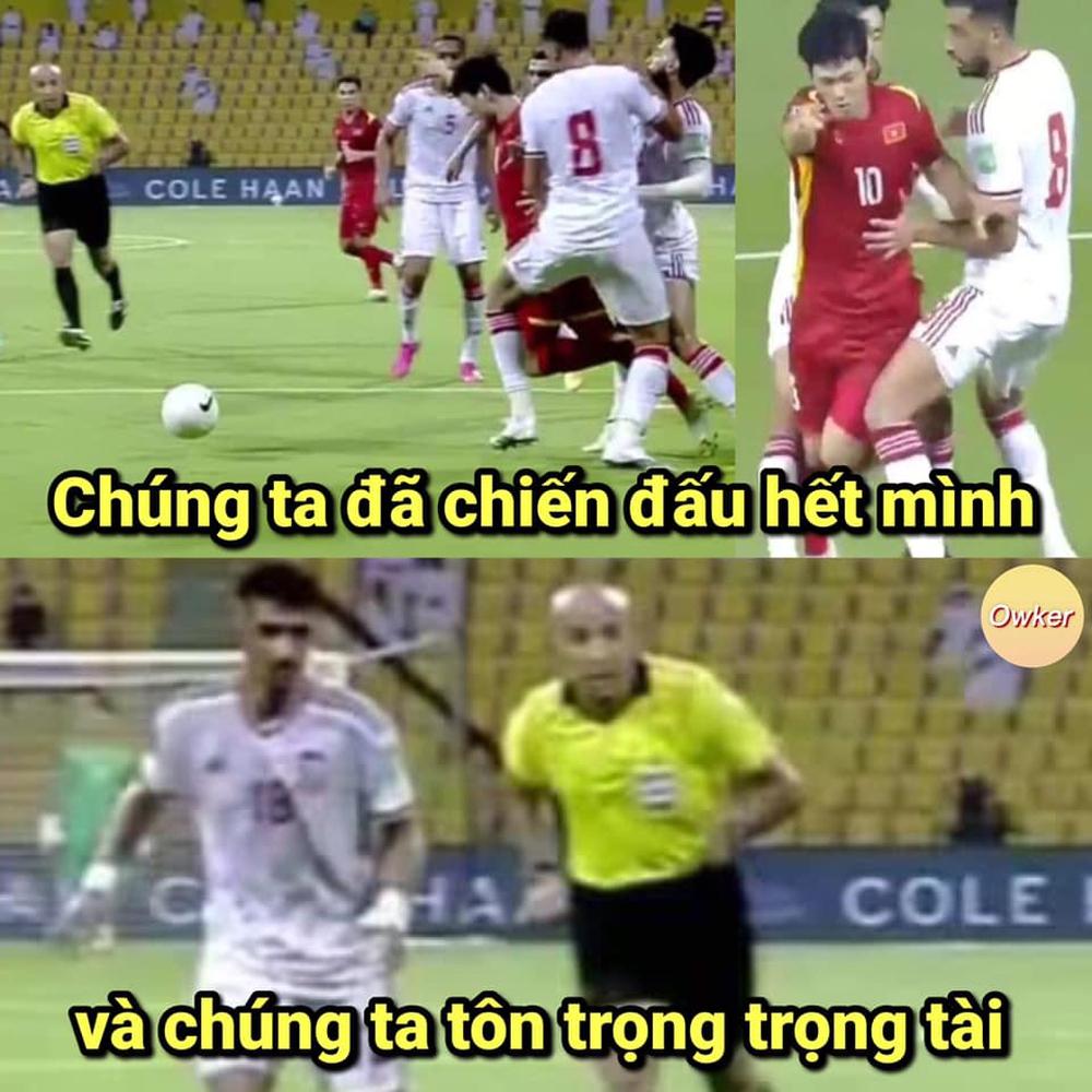 Văn Toàn cà khịa Công Phượng, fan Việt Namcười chảy nước mắt vì loạt ảnh chế hùa theo - Ảnh 6.