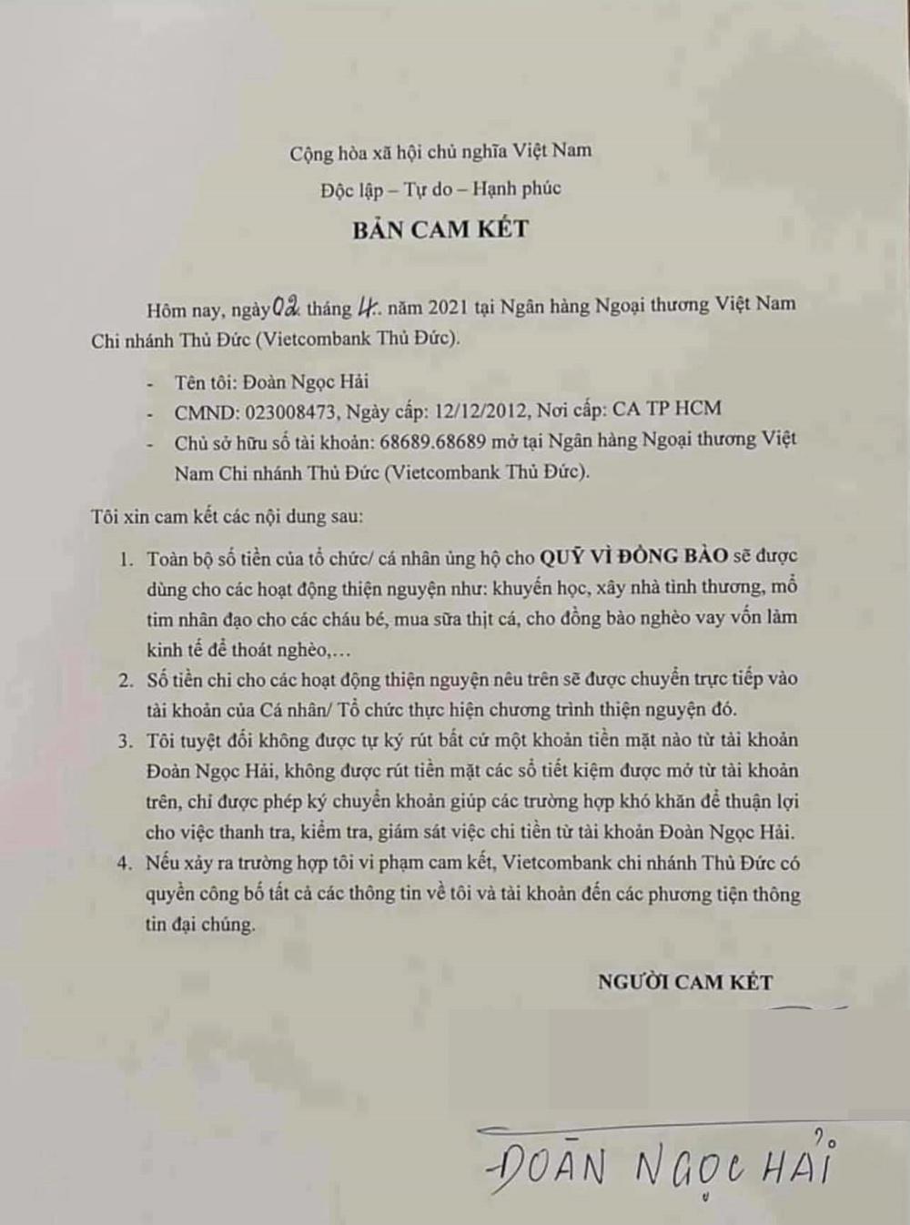 Ông Đoàn Ngọc Hải lại bị vặn vẹo đòi công khai sao kê ngân hàng, cách đối đáp khiến đối phương bẽ mặt - Ảnh 3.