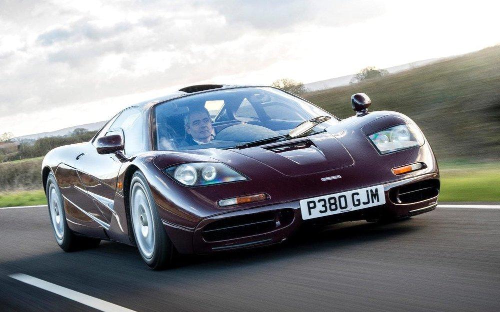 Chuyện lạ: Danh hài Mr. Bean bán chiếc McLaren F1 bị tai nạn tới 2 lần với giá hơn 12 triệu USD, lời hơn 10 triệu USD - Ảnh 1.