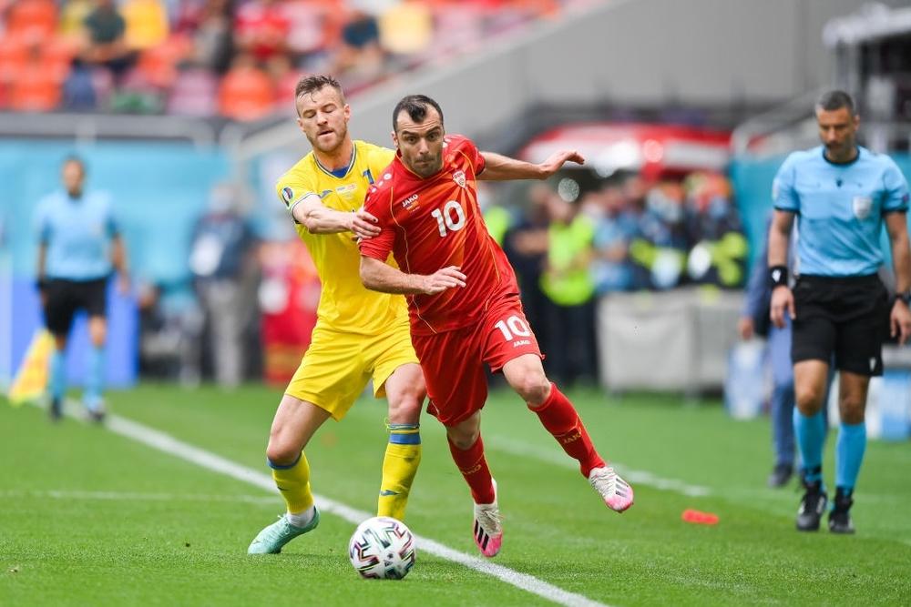 Ukraine 2-1 Bắc Macedonia: Hay ngoài mong đợi - Ảnh 1.