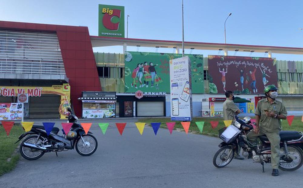 Hỏa tốc cách ly siêu thị BigC Đồng Nai từ 5h sáng nay