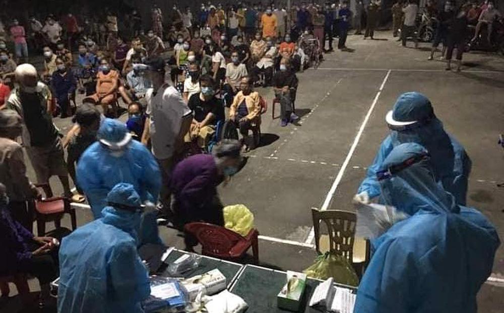 Cán bộ công an xã ở Nghệ An mắc Covid-19, tiếp xúc với hơn 6000 người