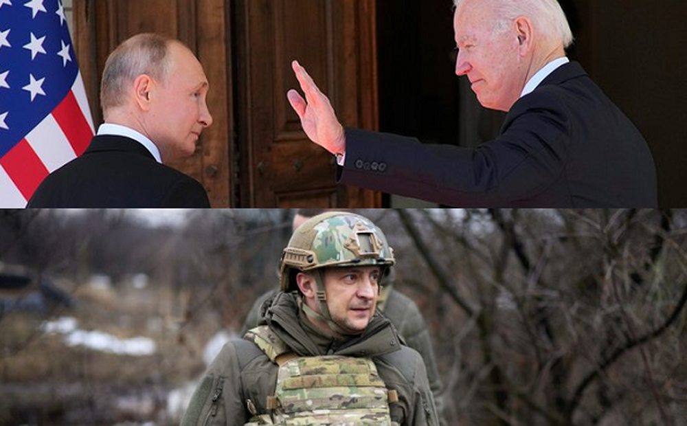 """Kết quả hội đàm Putin-Biden là """"ngã rẽ đen tối"""" với Kiev, QĐ Ukraine sẽ gặp khó ở Donbass?"""