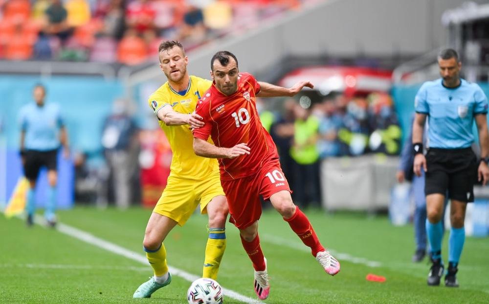 Ukraine 2-1 Bắc Macedonia: Hay ngoài mong đợi