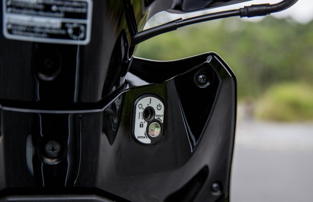 Mẫu xe máy Thái đi 100km hết 1,3 lít xăng, giá 27 triệu đồng, chặt đẹp Honda Wave Alpha - Ảnh 6.
