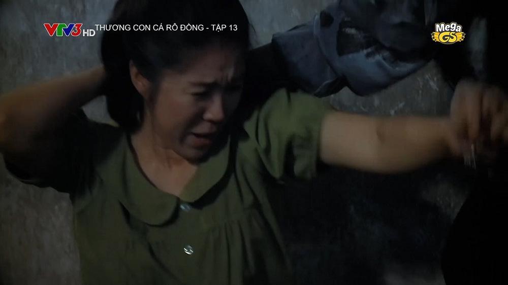 Đóng cảnh bị đánh ghen, Lê Phương: Quay xong, tôi bị tắt tiếng, đầu nhức, mắt sưng - Ảnh 3.