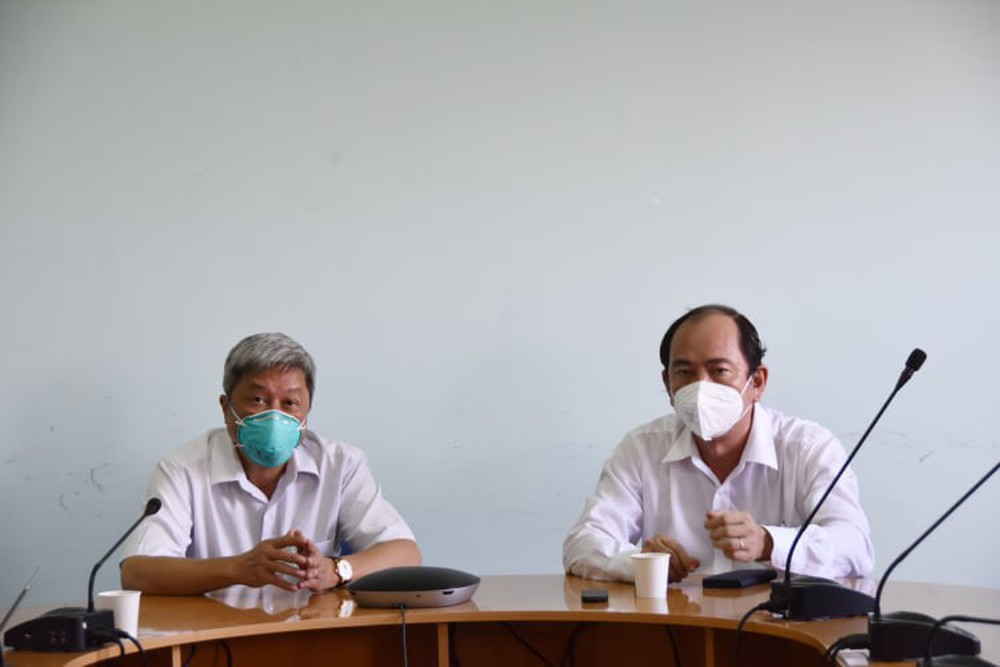 Thứ trưởng Nguyễn Trường Sơn: Đối với chủng Delta, số lượng bệnh nhân nặng có thể sẽ tăng nhanh - Ảnh 2.