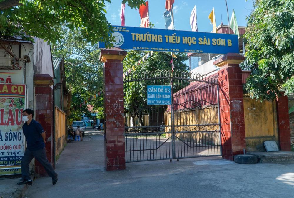 NÓNG: Đang công bố kết luận thanh tra vụ cô giáo tố bị trù dập ở Quốc Oai - Hà Nội - Ảnh 1.