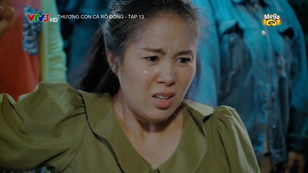 Đóng cảnh bị đánh ghen, Lê Phương: Quay xong, tôi bị tắt tiếng, đầu nhức, mắt sưng - Ảnh 5.